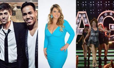 nominados a Premios Lo Nuestro 2015
