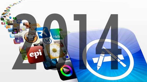 las mejores apps 2014 iphone