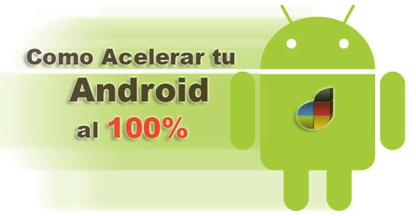Photo of Android cómo mejorar velocidad y rendimiento de la batería