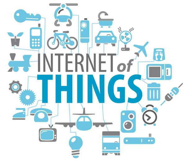 El internet de las cosas. ( Internet of Things )