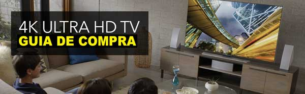 Cómo elegir un TV 4K TV UHD HD Ultra
