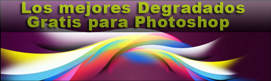 Photo of Los mejores degradados o Gradientes para Photoshop gratis