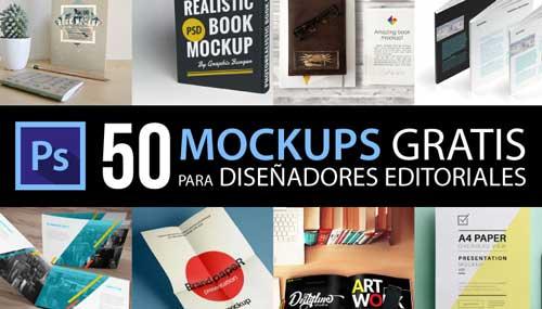 Photo of Colección de fantásticos MOCK-UPS para editoriales gratis