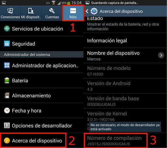 Android cómo mejorar velocidad y rendimiento de la batería