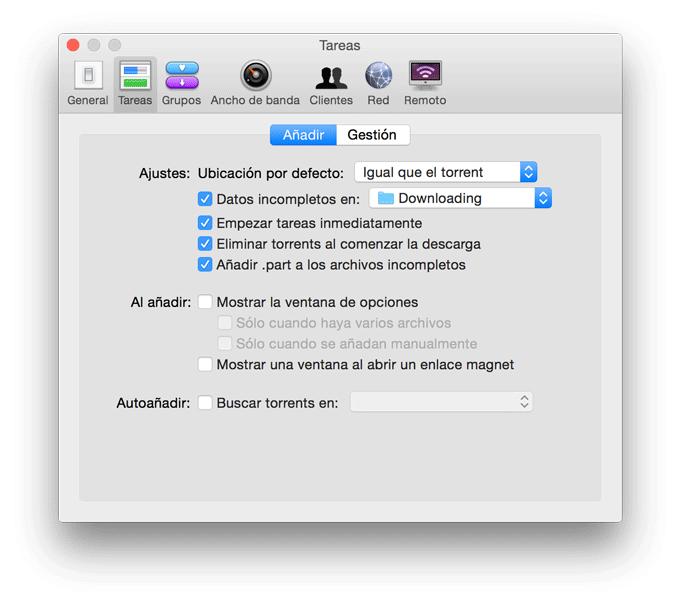 Cómo hacer para descargar series de tv en una Mac