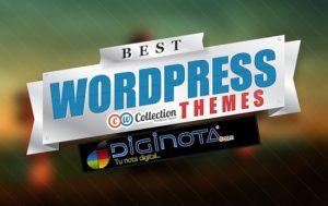 Colección de temas para WordPress gratis