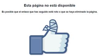 saber si te bloquearon en facebook