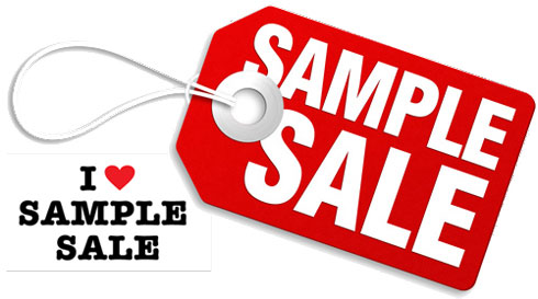 sample sales