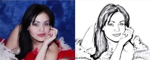 Foto de stetch Photoshop tutorial