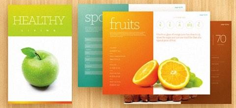Salud 30 plantillas gratuitas de folletos para tu negocio o empresa
