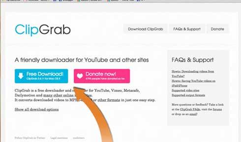 Descargar videos de youtube fácil y gratis
