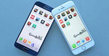 El iPhone 6 deja muy mal parado en pruebas al samsung Galaxy S6