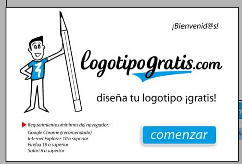 logotipogratis 8 Paginas Web para crear tu logo gratis
