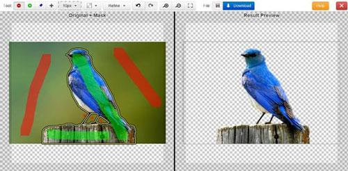 Cómo quitar Fondos en fotos sin Photoshop ( gratis y online ) 1