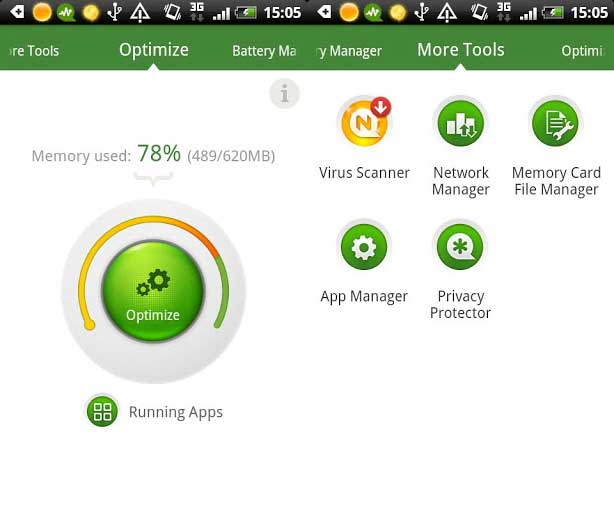 Android - booster1