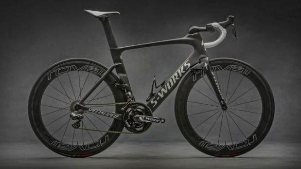 La bicicleta más rápida del mundo