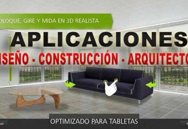 Buenas aplicaciones para diseñar, Arquitectos o construcción
