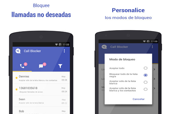 Photo of Android: Como Bloquear llamadas o SMS no deseados