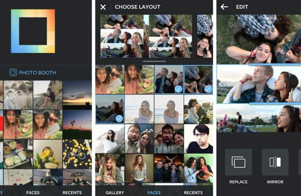 Crea collages de fotos con iPhone o Android