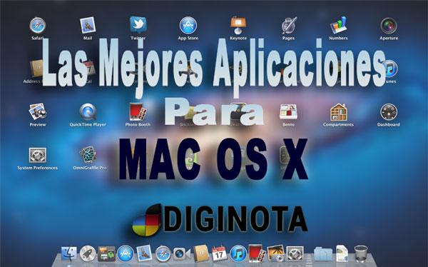 Photo of Las mejores Aplicaciones para MAC os X