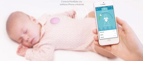 monitorea tu bebe desde tu telefono