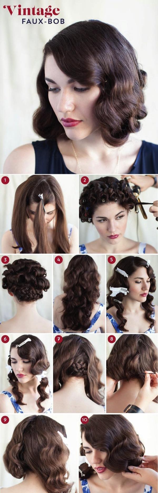 Cómo hacer Peinados de princesa de Disney paso a paso 7