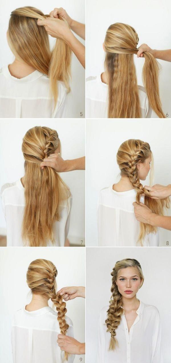 Cómo hacer Peinados de princesa de Disney paso a paso 11