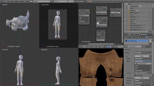 Photo of Programa gratis de modelado en 3D y Renderizado profesional