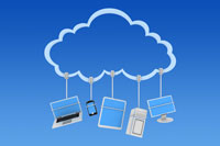 la nube internet