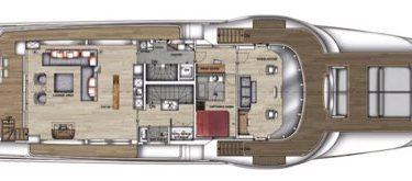 ENTOURAGE: super lujoso yate de 47 metros