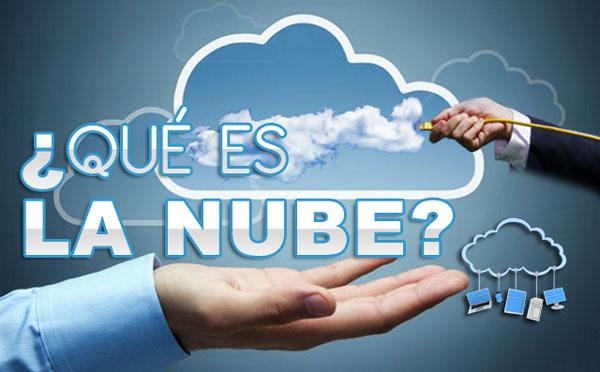 Que es la nube en internet