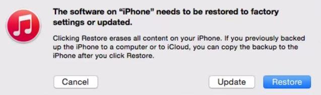 Como restablecer un iPhone sin saber la contraseña - Factory Reset