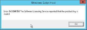 Error-0xc004f050-windows