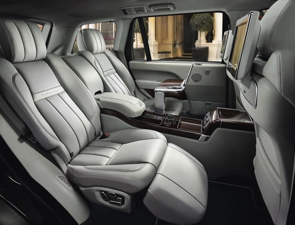 Photo of La Lujosa Edición del Range Rover SVAutobiography