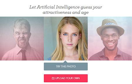 Esta herramienta web te dice que tan atractiva (o) eres