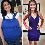 La hoy modelo de bikinis logró perder más de 60 kilogramos 8