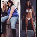La hoy modelo de bikinis logró perder más de 60 kilogramos 1