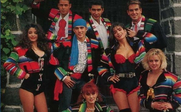 Recuerdo Grupo Garibaldi