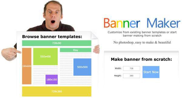 hacer un Banner gratis