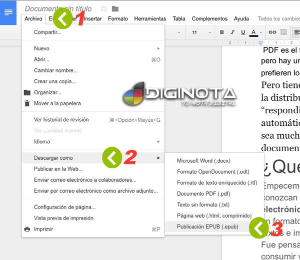 Photo of Cómo hacer libros electrónicos ePub con Google (gratis y fácil)