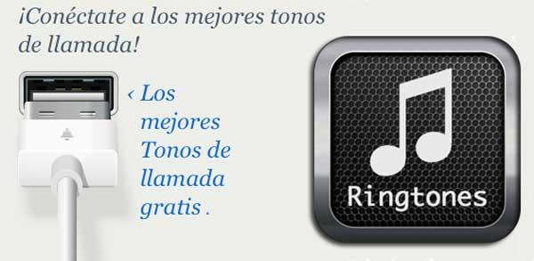 ringtone gratis iPhone android