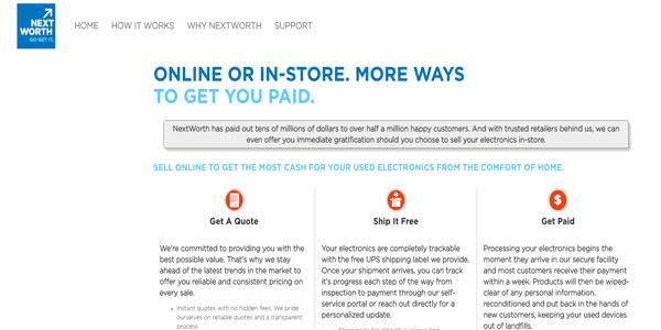conseguir dinero con tus dispositivos electrónicos usado nestworth