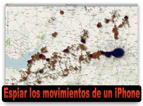 Como rastrear, espiar y ver la ubicación de usuarios con iPhone