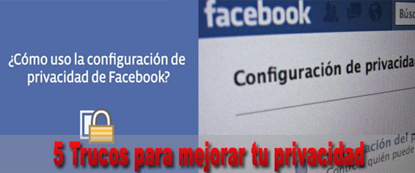 mejorar la privacidad en facebook