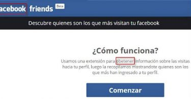 estafa facebook