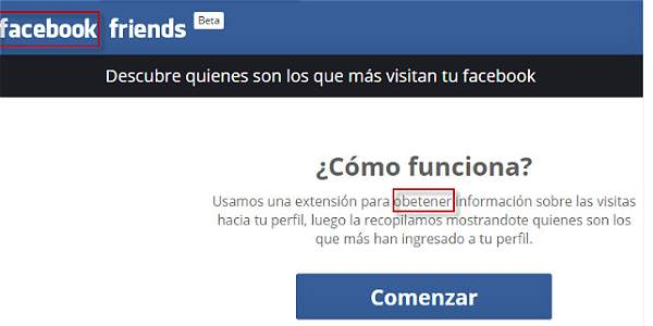 Photo of Alerta con esta estafa que promete decirte quien visito tu perfil en Facebook
