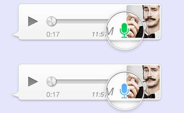 Como escucharlas notas de voz de WhatsApp en privado