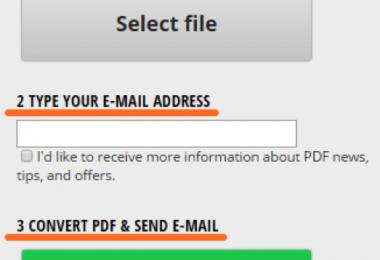 PDF a Excel