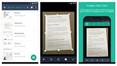 Aplicaciones gratis para escanear desde tu smartphone