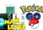 PokémonGO Niveles y recompensas
